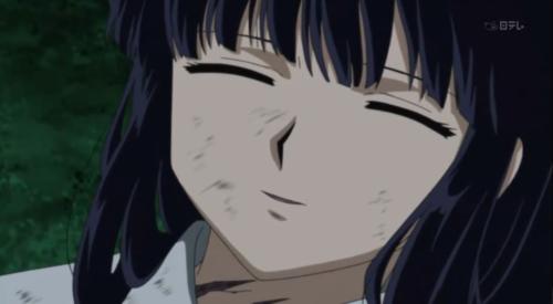 inuyasha animê ( Kikyou )