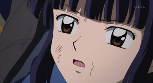 Inuyasha Anime ( Kikyou )