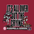Iron Bowl 2011 - university-of-alabama fan art