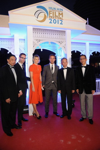 January 27th: Hua Hin International Film Festival Opening Ceremony