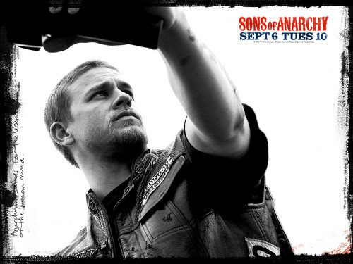 Jax Teller wallpaper