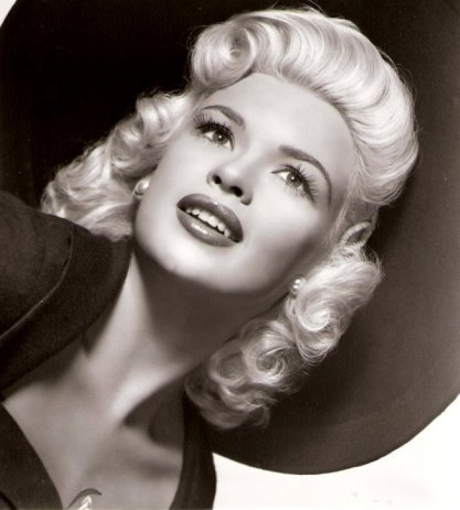 jayne mansfield wallpaper containing a portrait called Jayne Mansfield Tribute