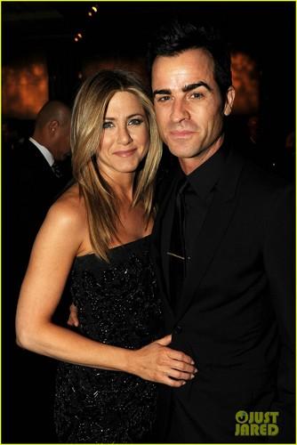 Jennifer Aniston: DGA Awards with Justin Theroux!