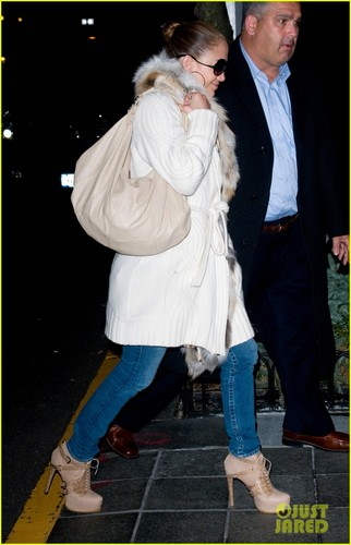 Jennifer Lopez & Casper Smart: Miami to New York!