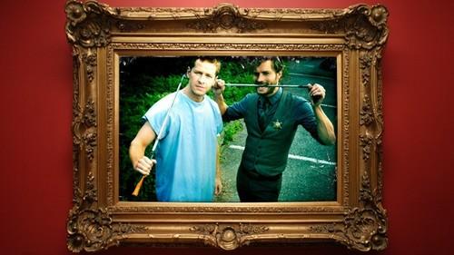 Josh Dallas & Jamie Dornan