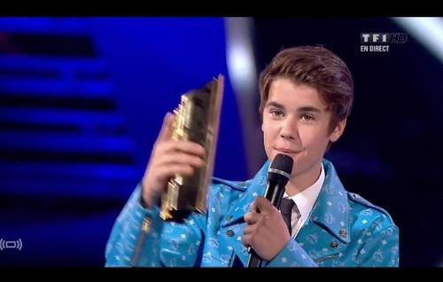 Justin Bieber NRJ 音乐 Awards (France)