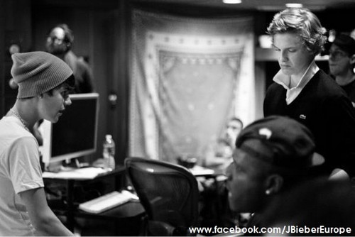 Justin & Cody On Studio <3