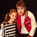 Justin and fan :) - justin-bieber photo