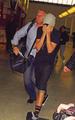 Justin at the airport :) - justin-bieber photo