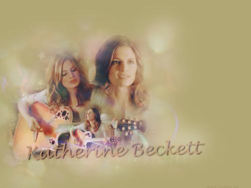Kate Beckett <3