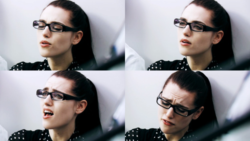 Katie McGrath kertas dinding with sunglasses called Katie McGrath