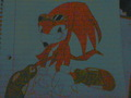 Knuckles drawings - knuckles-the-echidna photo
