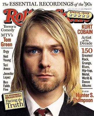 Kurt Donald Cobain (February 20, 1967 – April 5, 1994)