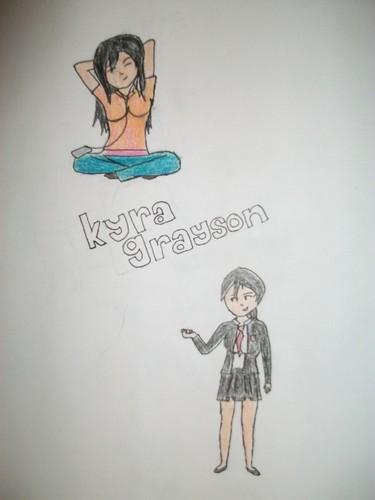 Kyra Grayson