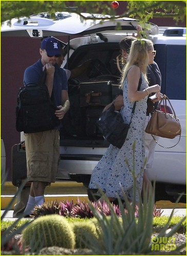 Leo DiCaprio & Erin Heatherton: Mexico Vacation! - leonardo-dicaprio Photo