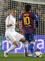 lionel-andres-messi - Lionel Messi vs Real Madrid Copa Clasico Second Leg (25 January 2012) screencap