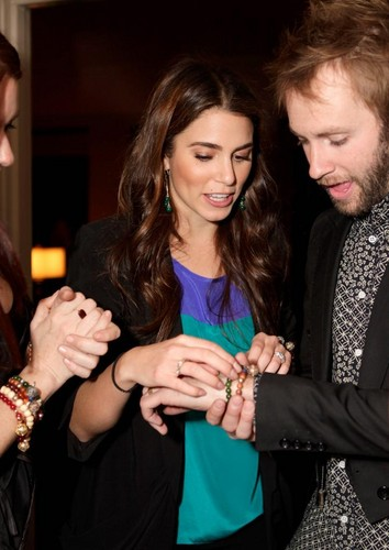 Lisa Hoffman Fragrance Jewelry Event in Los Angeles.