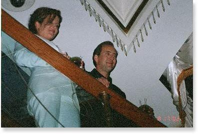 Lisa and Nicolas