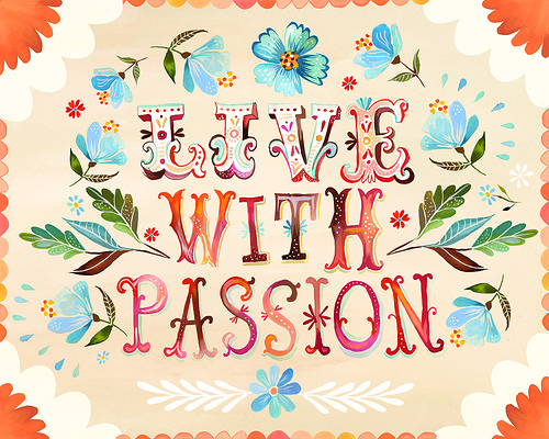 Live With Passion