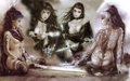 Luis Royo fantaisie Girls
