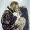 Fantasy photo with a portrait entitled Luis Royo Icons