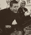 M & M so sweet.  - the-miz-and-maryse photo