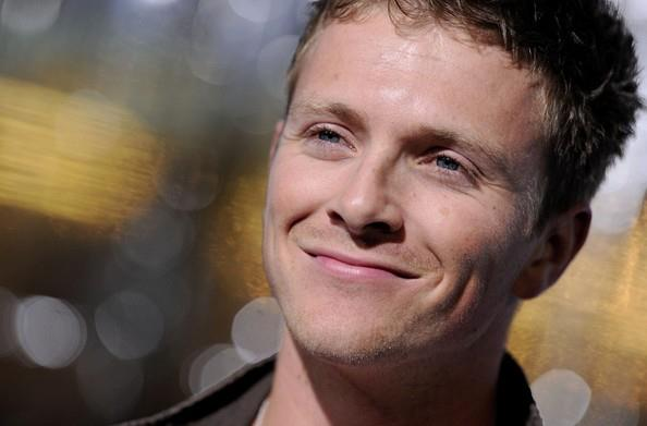 Man on a Ledge premiere 23.1.2012 - charlie-bewley photo