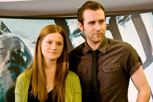 Matt Lewis and Bonnie