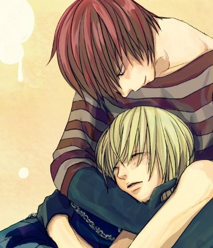 Matt/Mello (Death Note)