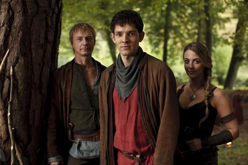 Merlin, Tristan & Isolde