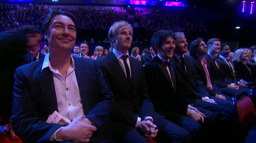 Merlin cast - NTA awards