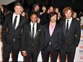 Merlin cast - NTA awards