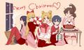 Merry Christmas! - anime fan art