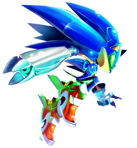 Sonic the Hedgehog images Metal wallpaper and background ...