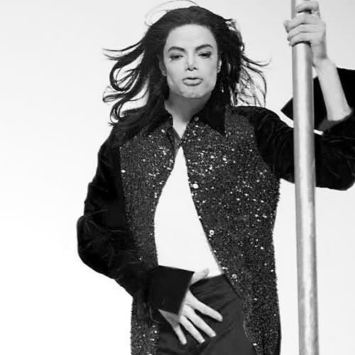 Michael! I l'amour you!