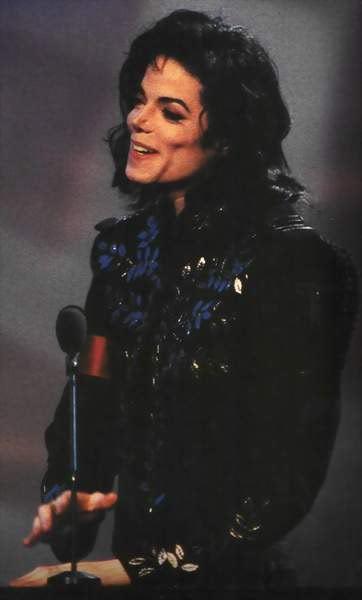 Michael! I Cinta you!