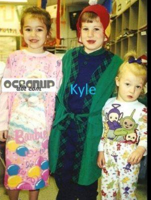 MileY (L) CUTE (L) when she was littile girls (L)