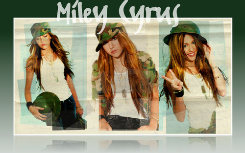 Miley Cyrus- Fight!