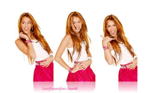 Miley Cyrus- PINK