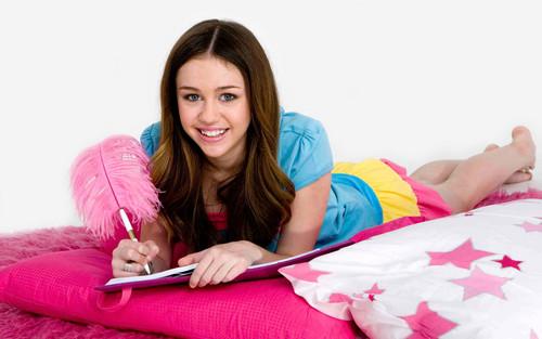 Miley Hannah Montana étoile, star