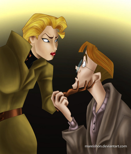 Milo and Helga