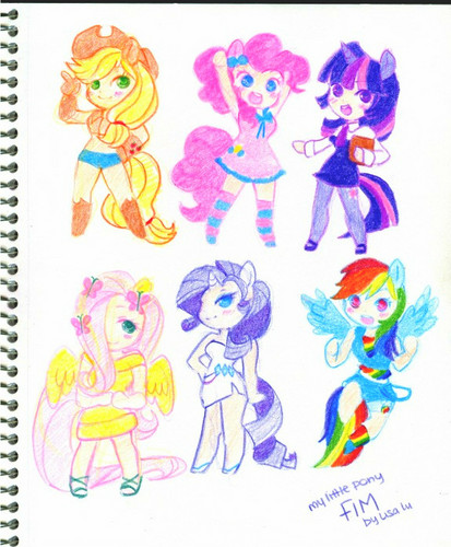 My Little poni, pony pictures 2