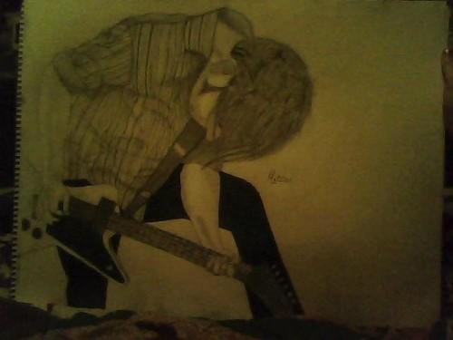 My Micah Carli art work.