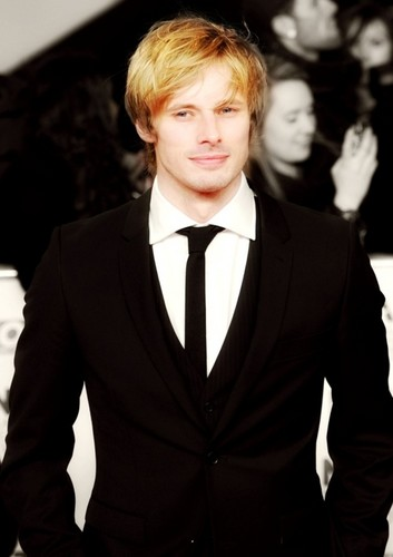 NTA 2012 - Bradley James Reigning King of Camelot