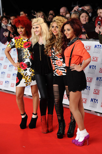 National televisión Awards 2012