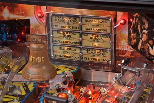 New AC/DC Pinball
