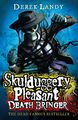 New DB cover - skulduggery-pleasant photo
