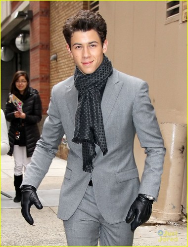 Nick Jonas: 'Good Morning America' to 'Live With Kelly' - nick-jonas Photo