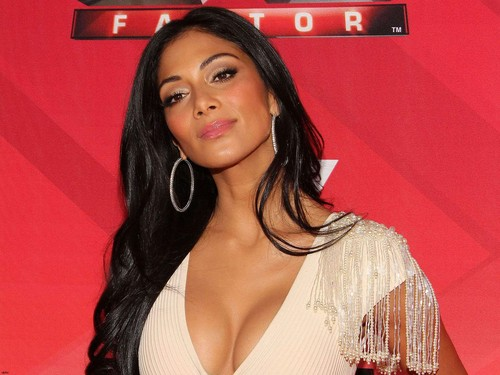 Nicole Scherzinger پیپر وال containing a portrait called Nicole Scherzinger