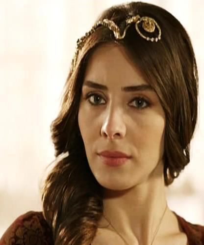 Turkish Actors and Actresses wallpaper containing a portrait and attractiveness called Nur Fettahoglu-Mahidevran Haseki